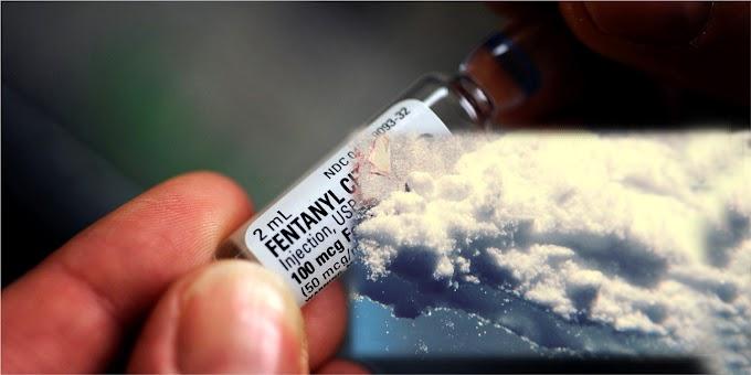 Dominicanos detenidos por la DEA en Nueva Jersey transportando 25 kilos de fentanilo y cocaína