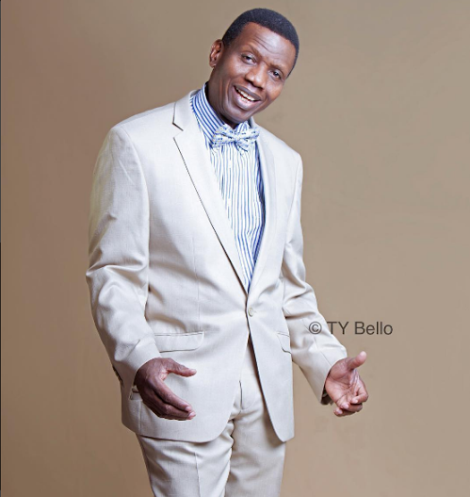 Ty Bello shares Lovely New Portraits of RCCG General Overseer, Pastor Enoch Adeboye