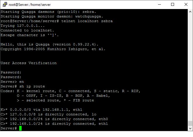 Install Quagga on Ubuntu 14 04   Muhammad Nazar Agliyono