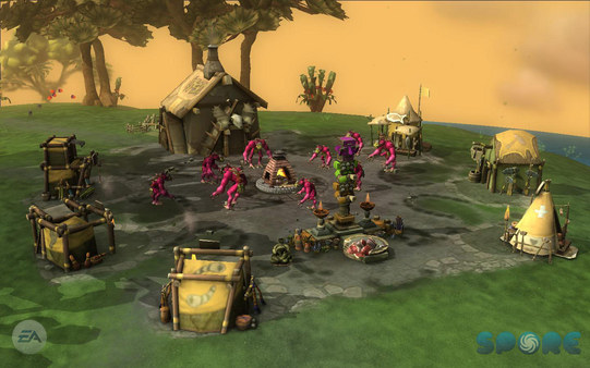 SPORE Collection PC Full Version Screenshot 2