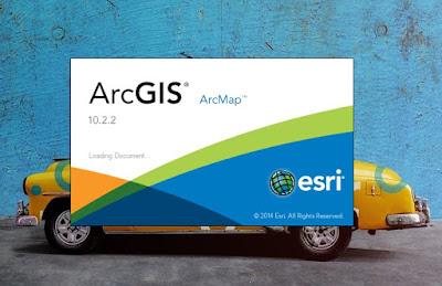 Cara Georeferencing Peta Menggunakan ArcGIS