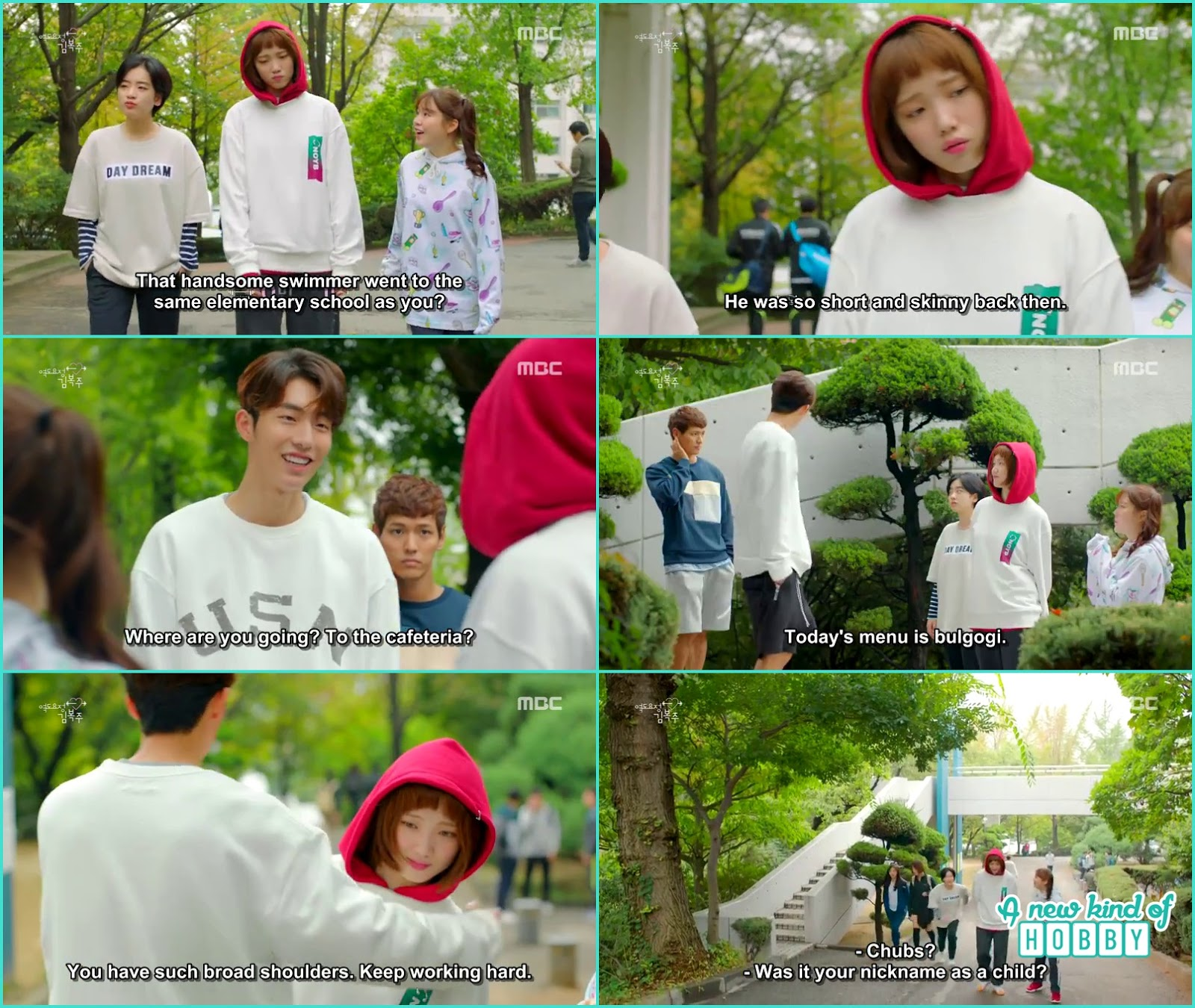 Hey CHUBs - Weightlifting Fairy Kim Bok Joo Review Episode 2