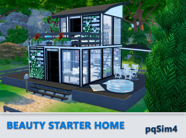 Beauty Starter Home. Exterior 2