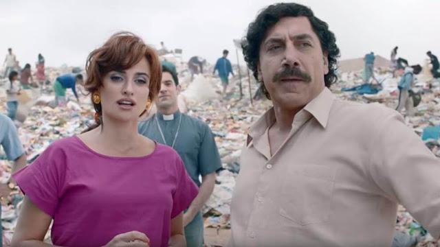 Loving Pablo - Cartelera de estrenos de cine en España 09/03/2018