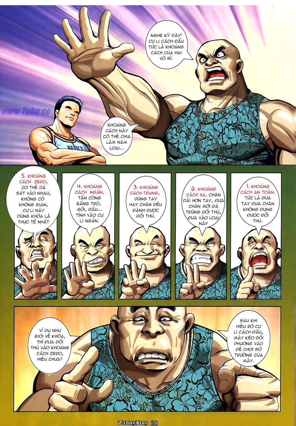 Người Trong Giang Hồ NetTruyen chap 866 - Trang 15