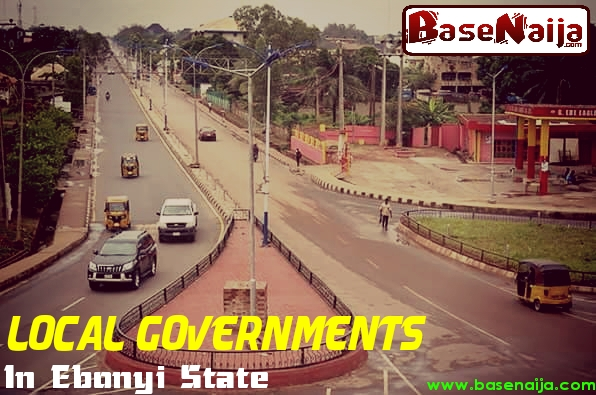 List Of 13 Local Government Area In Ebonyi State And Their