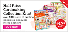 Magainzine collection box kits only £6.50!