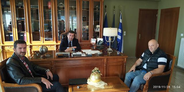 Την μεταστέγαση του αστυνομικού τμήματος Άργους ζήτησε η Ένωση Αστυνομικών Αργολίδας από τον Γ. Μαλτέζο