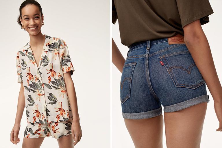 Levi Shorts Sale