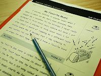 Pengertian, Ciri, Unsur, Kaidah Kebahasaan Teks / Paragraf Narasi