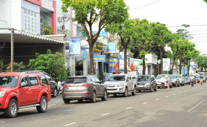 Gia Lai: Cấm đỗ xe ngày chẵn - lẻ tại một số tuyến đường nội thành TP. Pleiku