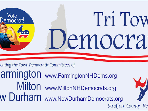 Tri-Town Democratic Committee Meeting Agenda March 10th