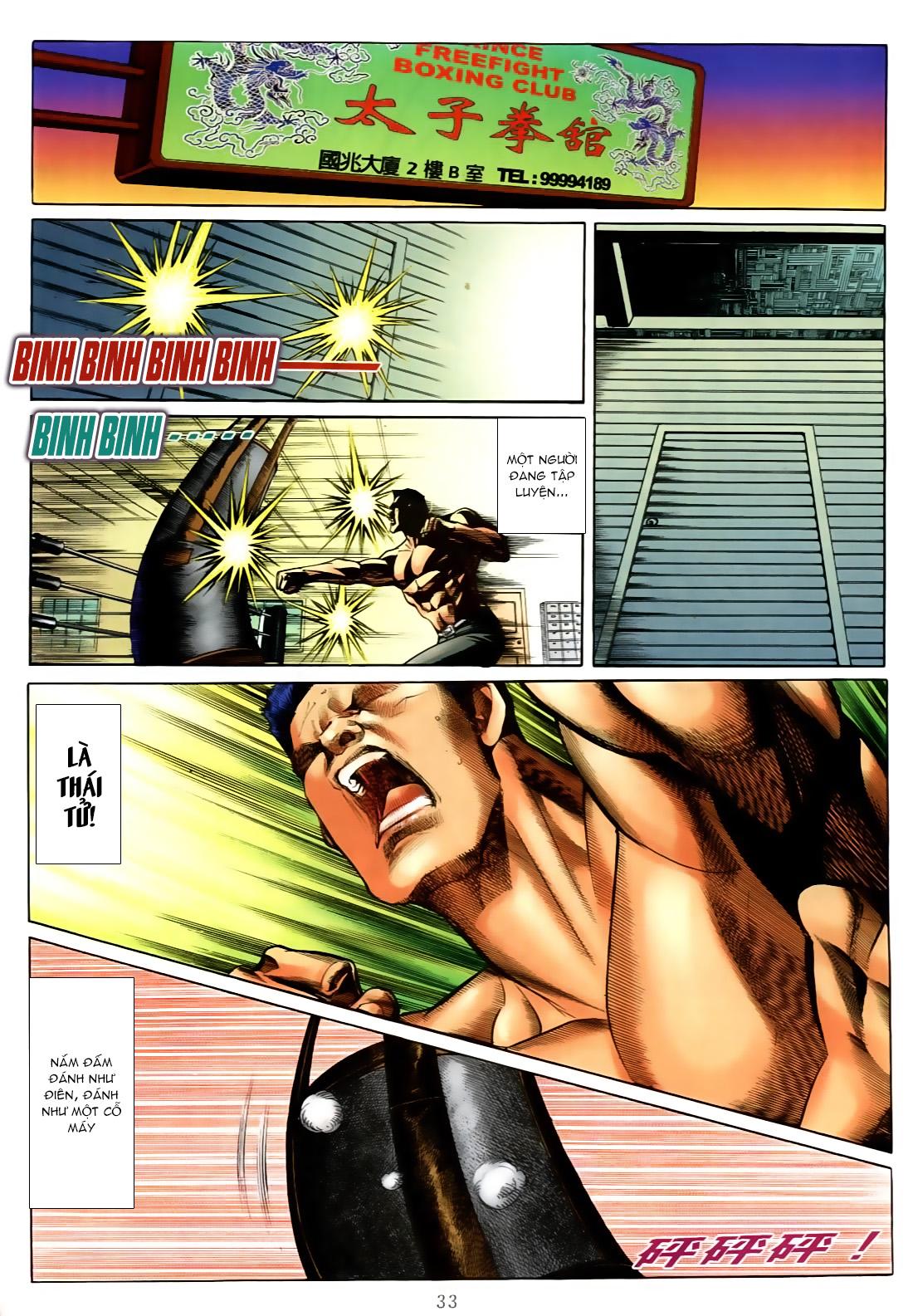 Người Trong Giang Hồ chapter 556: làm khó nam đẹp trai trang 25