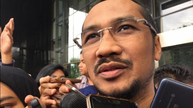 Eks Ketua KPK Abraham Samad