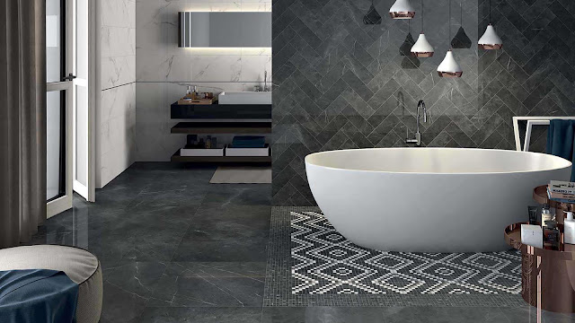 New tiles design with SENSI series
