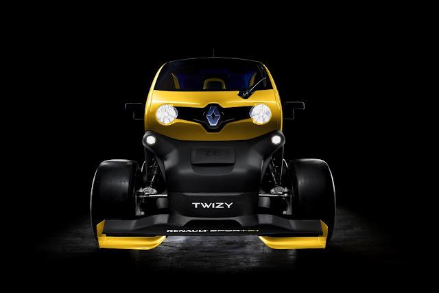 Hasil gambar untuk Renault Twizy 2017