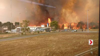 incendio en valeria del mar