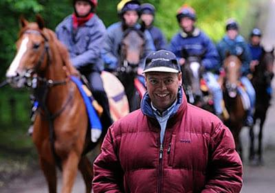 Clive Cox Horse Trainer