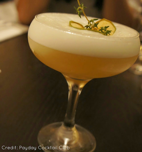 Cocktails at Tredwell's London