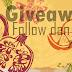 Giveaway Follow dan Like MY