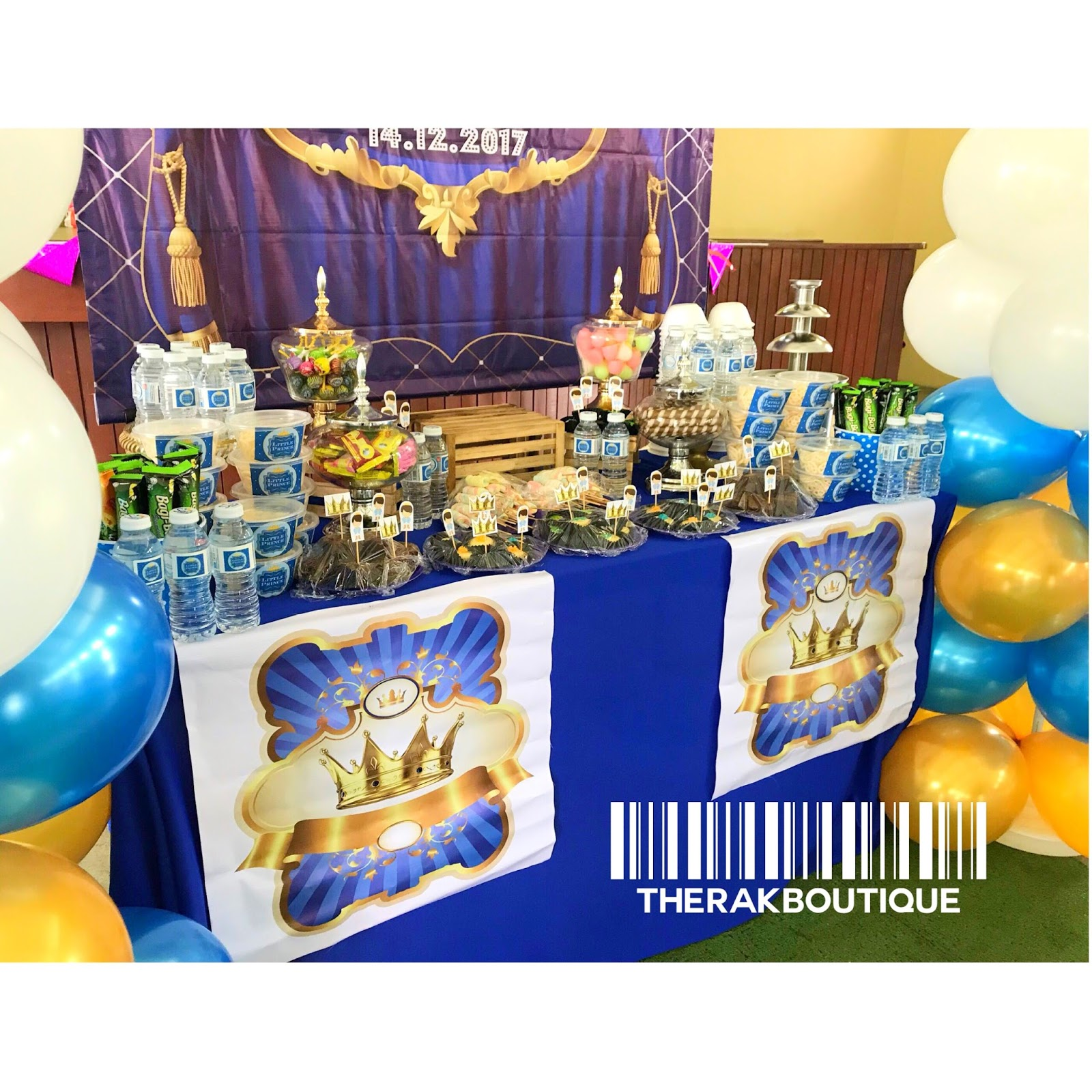 The Rak Boutique: CANDY BUFFET (BIRTHDAY PARTY):17.12.2017
