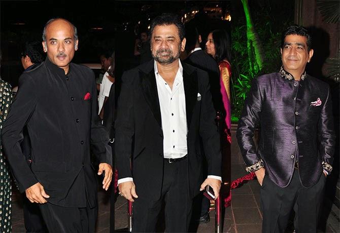 Sooraj Bharjtya, Anees Bazmee, Kishen Kumar