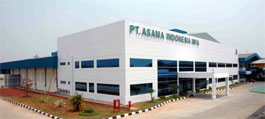 PT. ASAMA INDONESIA MANUFACTURING INDONESIA