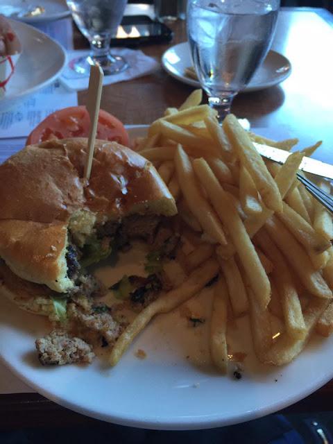 Legal Sea Foods à Boston
