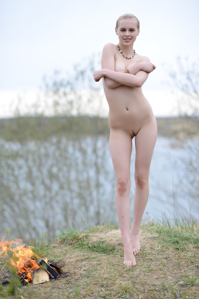 title2:EroticBeauty Angelika D The Camp Out