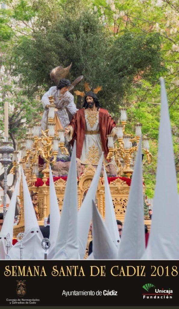 Este Jueves 10 se presenta el Cartel de la Semana Santa de Cádiz 2019