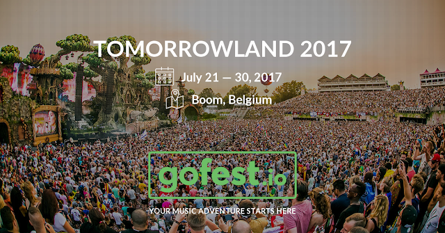 Tomorrowland Dates &  Schedule 2017