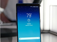 Inilah Spesifikasi dan Harga Samsung Galaxy Note 8