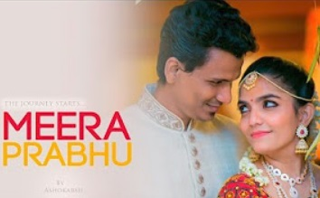 MEERA & PRABHU | ENGAGEMENT HIGHLIGHTS