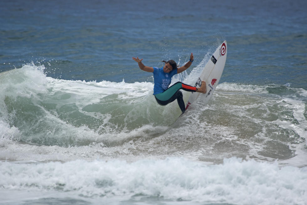 0 Ariane Ochoa World Junior Championship foto WSL Ethan Smith