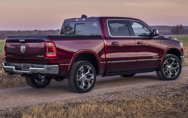 RAM 1500 2019 Limited