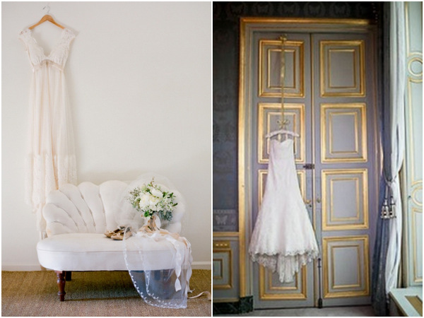 five wedding photos to add to your shot list | a artsy dress shot