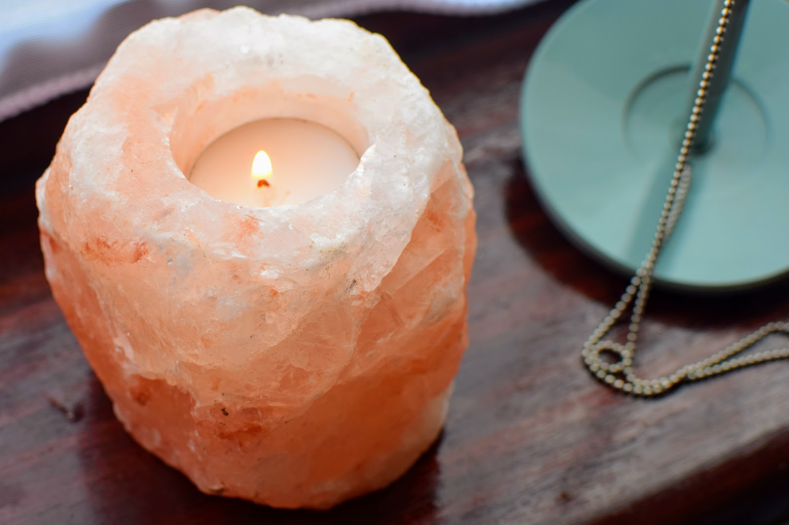 , Home:  Five Benefits of Himalayan Salt Lamps
