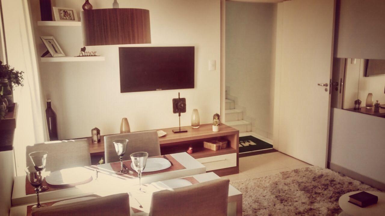 Apartamento De 2 Dormit Rios No Campolim Sorocaba Mrv Plano  -> Apartamento Mrv Decorado Fotos
