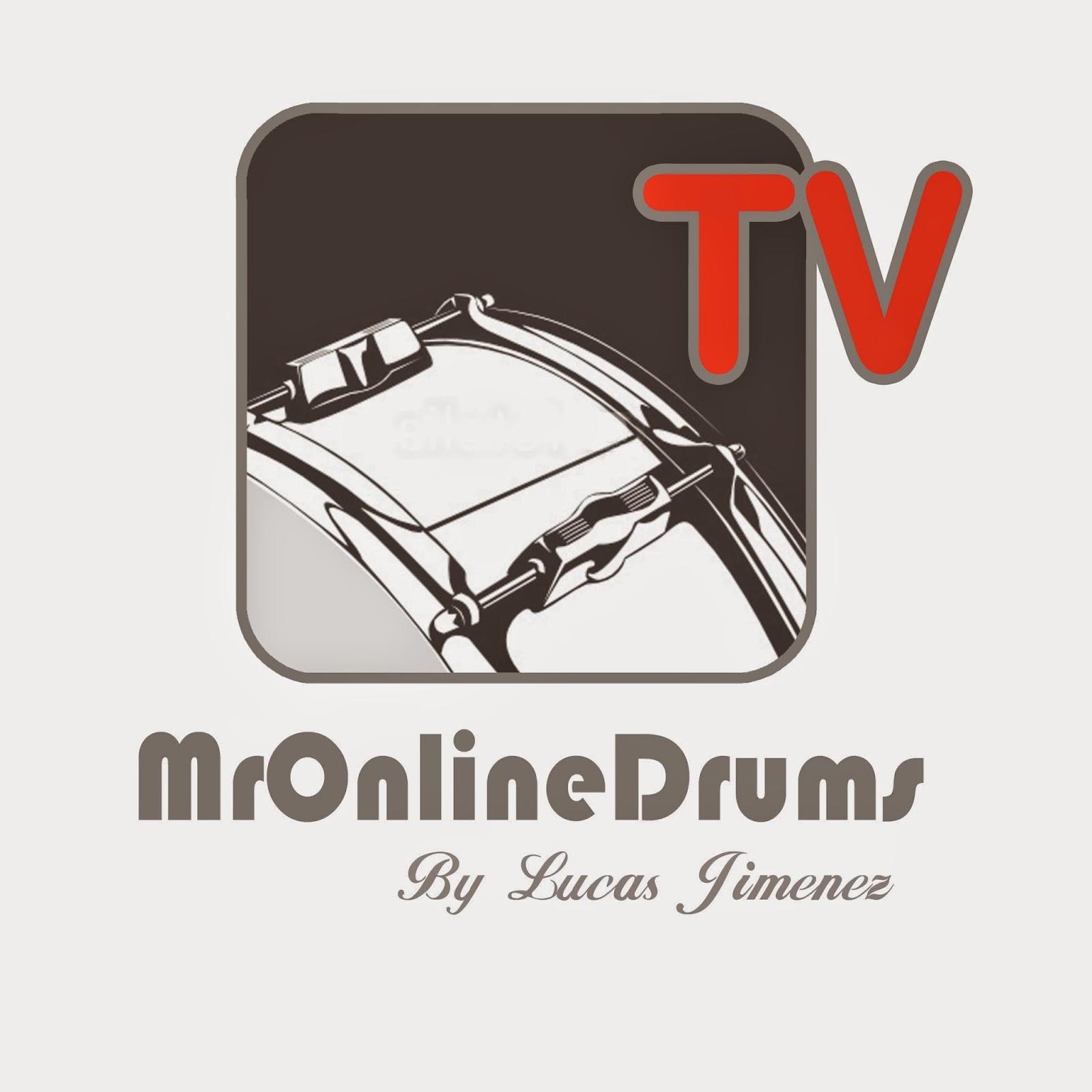 massbateria-canal de youtube de mronlinedrumstv