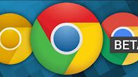 Aggiornare Chrome; scaricare l'ultima versione e quella giusta