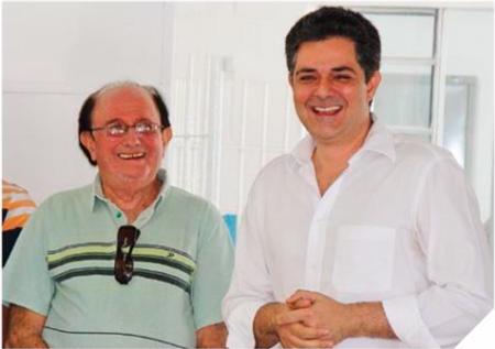 Governos Bernardo Ortiz e seu filho Ortiz Junior