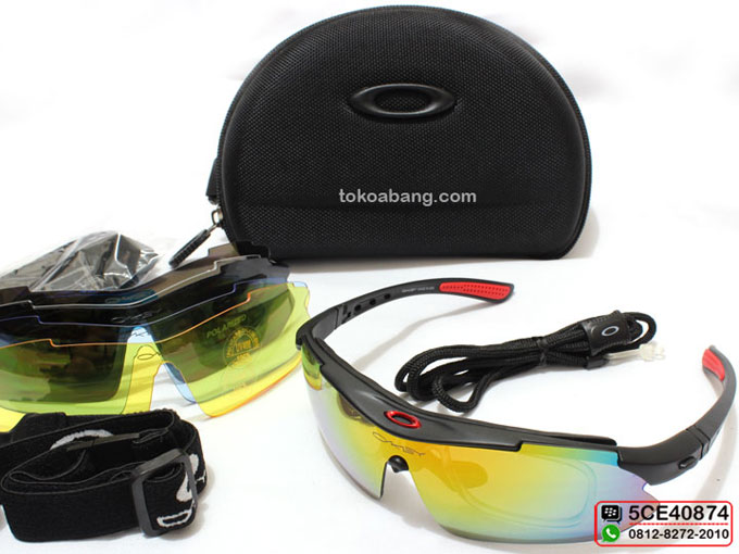 Kacamata Oakley Quantum 6 Lensa « Heritage Malta dda8e8f314