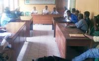 <b>Dinas Pertanian Sosialisasi Varietas Jagung Jenis JH 27 di  Kecamatan Bolo</b>