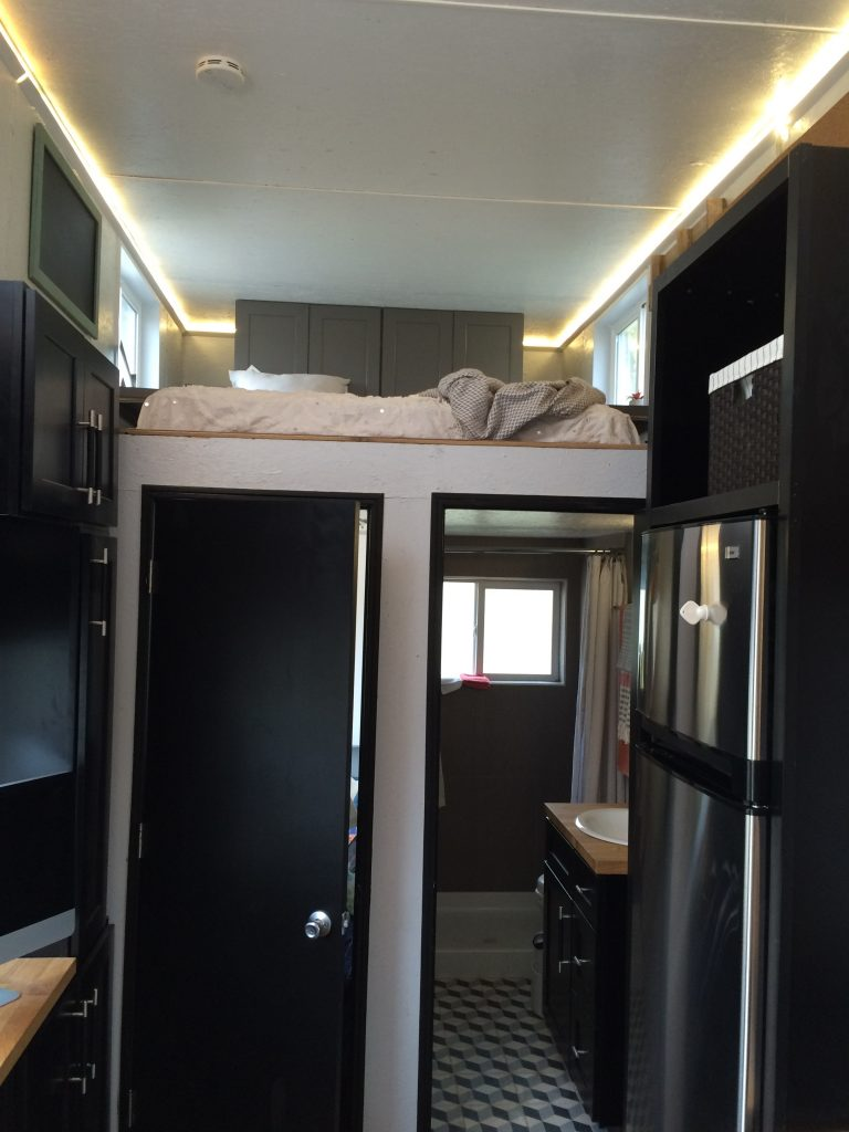 Mobile Photo Studio Tiny House 200 Sq Ft TINY HOUSE TOWN