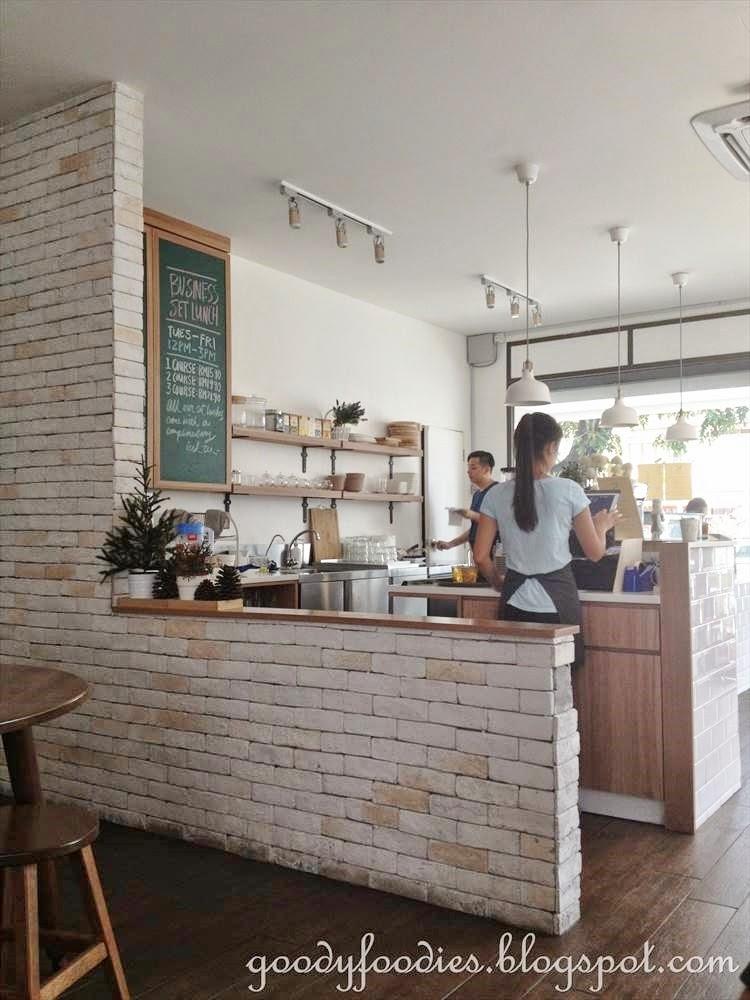 The Kitchen Table Restaurant Bakery Damansara Kim Pj