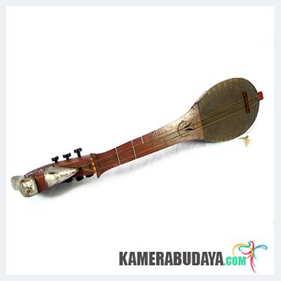 Gambus, Alat Musik Tradisional Dari Kalimantan Selatan