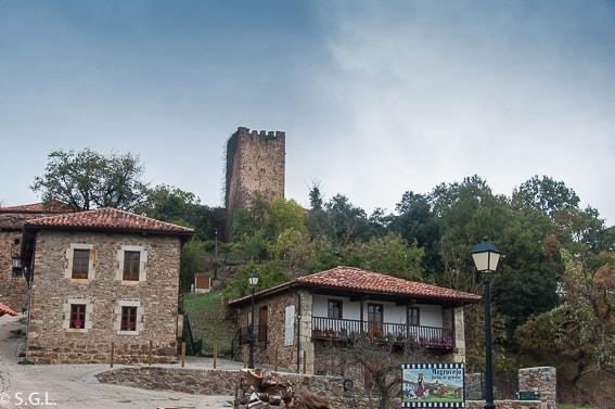 Mogrovejo, cerca de Potes. Cantabria