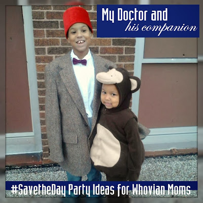 Doctor Who Party Ideas for Whovian Moms