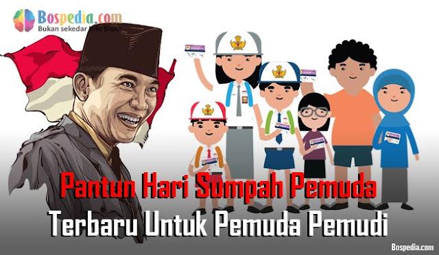 50 Kumpulan Pantun Hari Sumpah Pemuda 28 Oktober Terbaru Untuk Pemuda Pemudi Indonesia