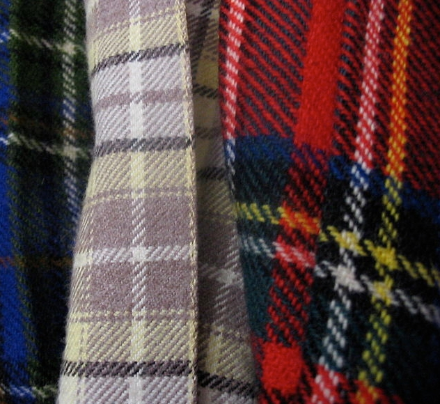 bahan kain flannel